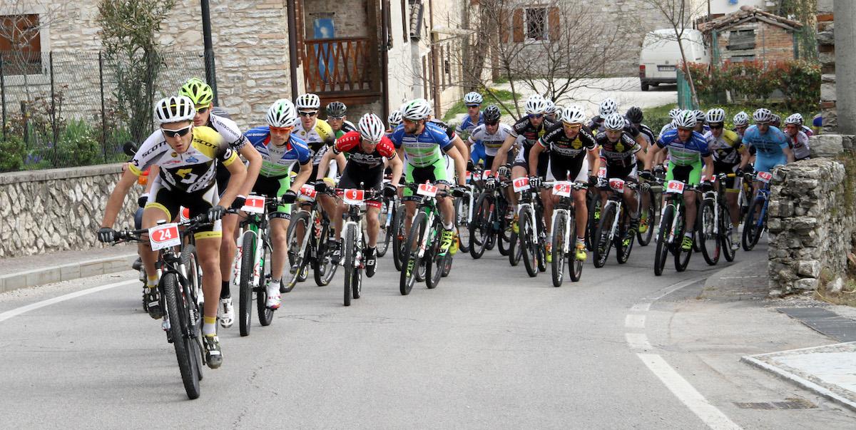 Montepremi in bicicletta in salita