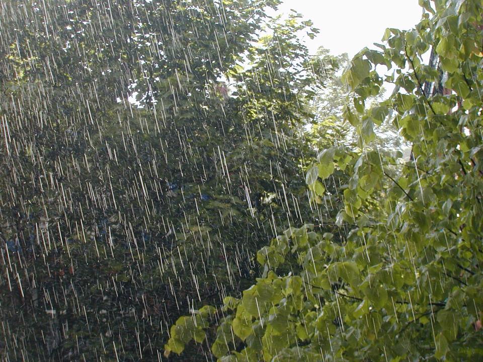 uscire in mtb con la pioggia