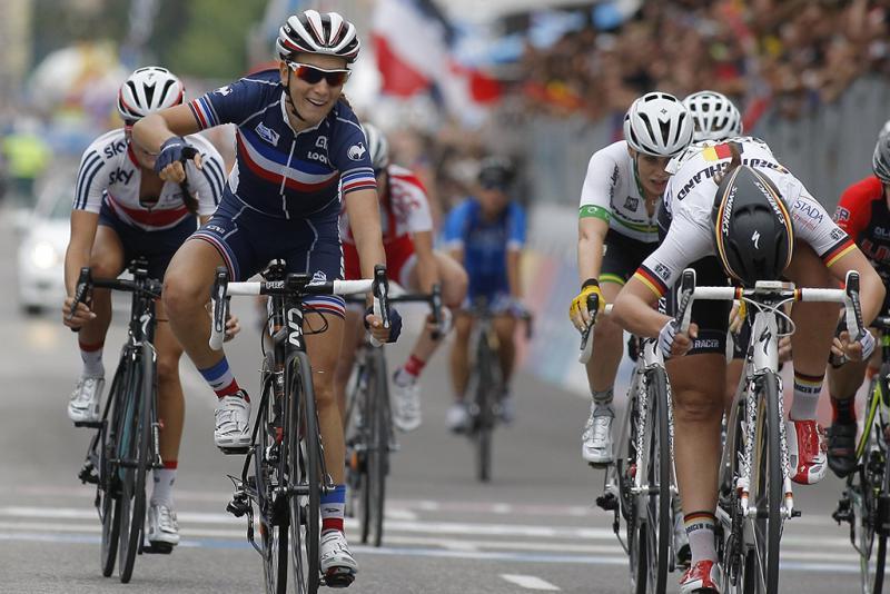 Pauline Ferrand-Prevot sera présente sur le cyclo-cross de