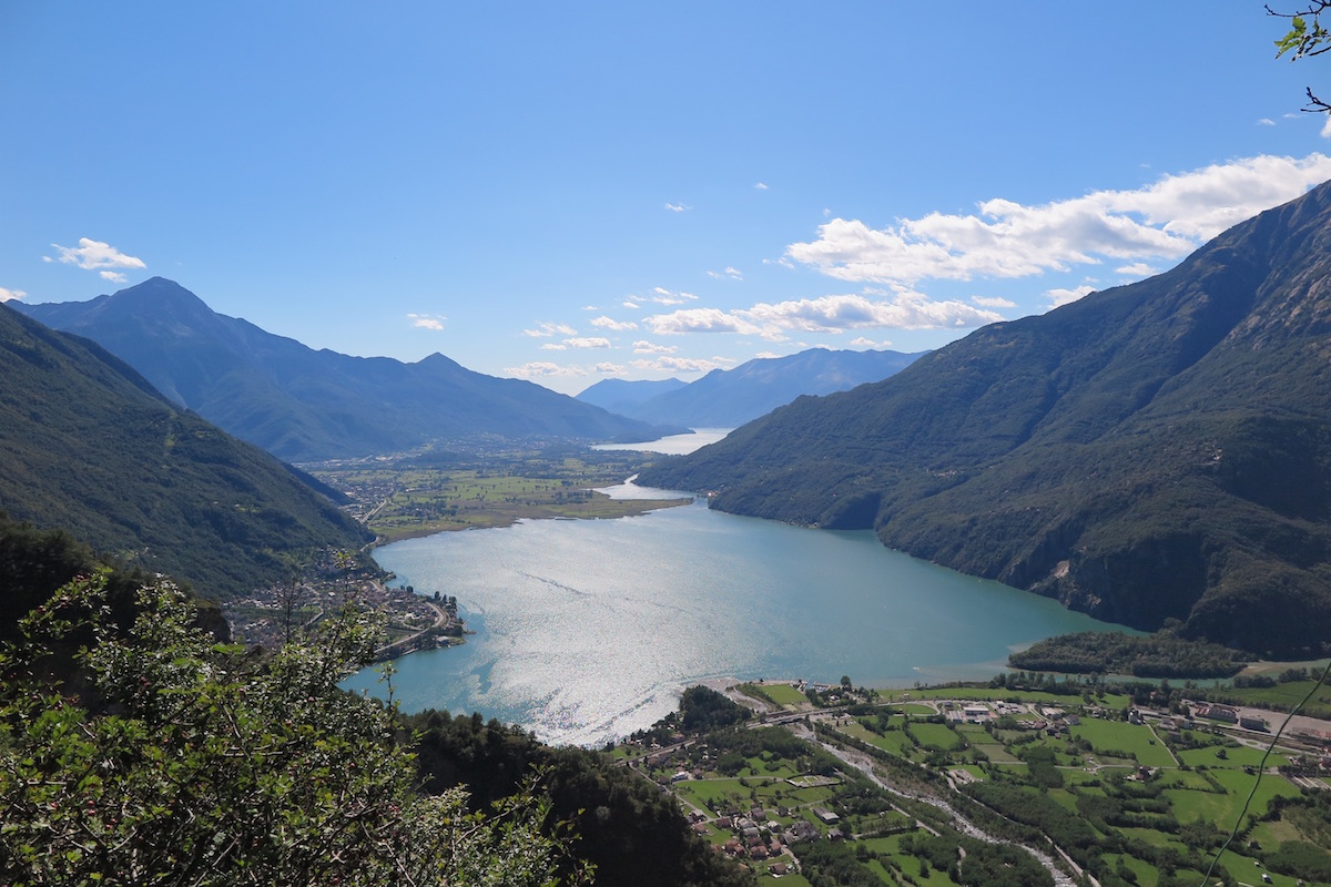 Alla scoperta del tracciolino insieme a ducci e macheda for Lago vista