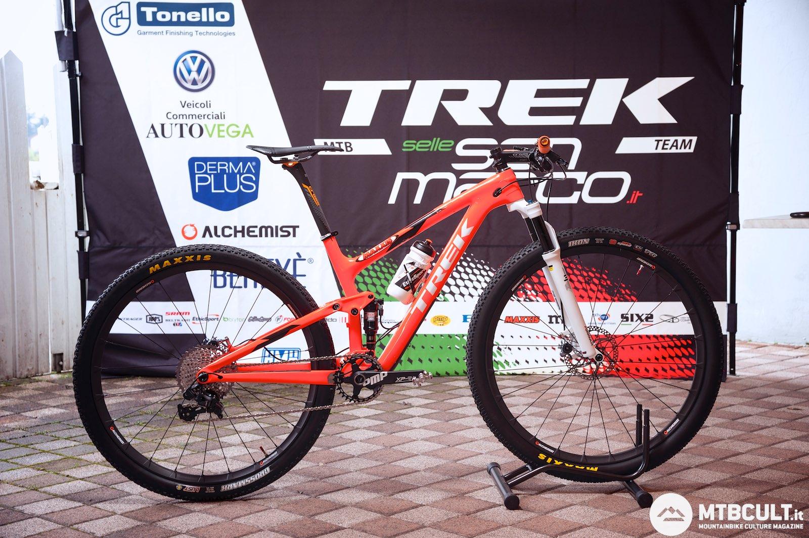 Svelato Il Team Trek Selle San Marco Bici E Obiettivi Per