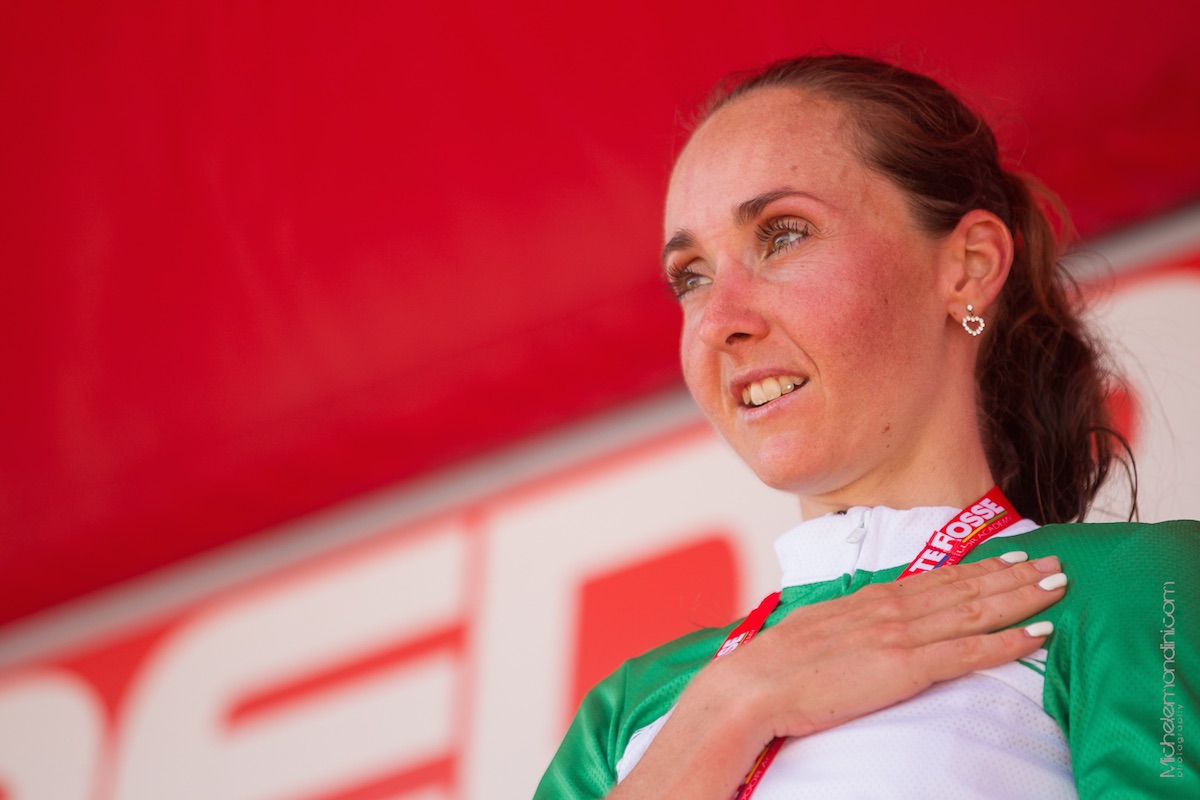 Campionati Italiani XC, Eva Lechner