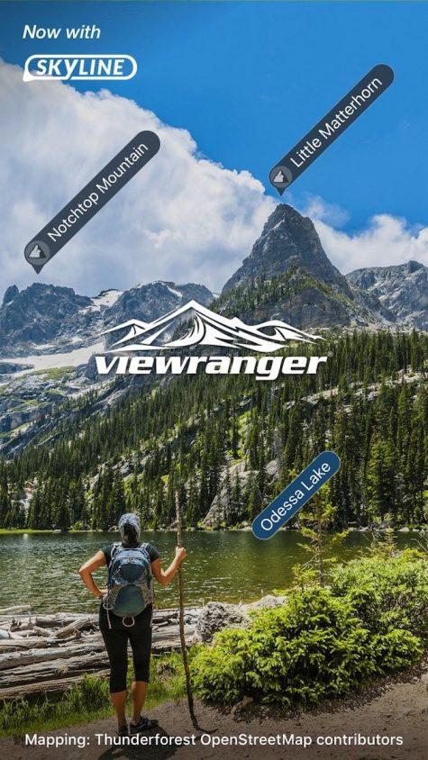 ViewRanger Skyline