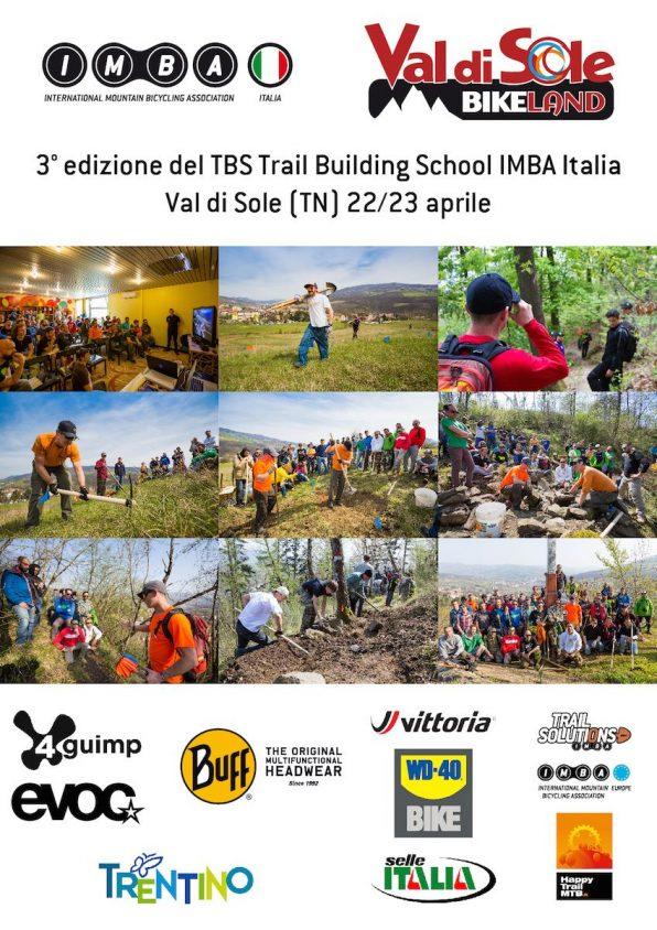 trail building