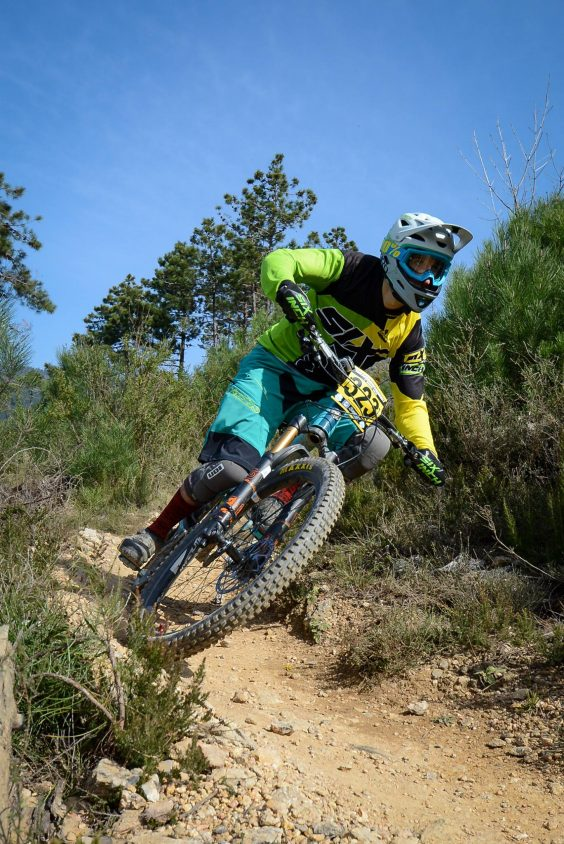 calci enduro