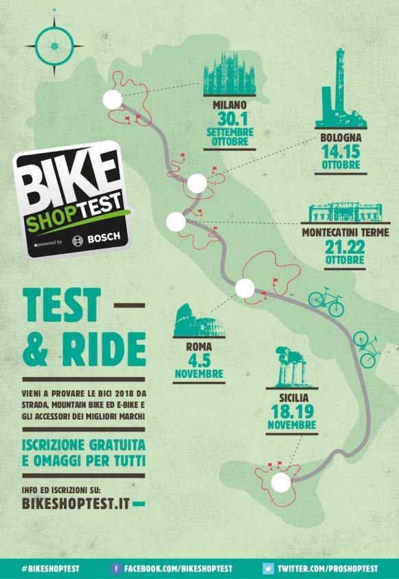 Bike Shop Test