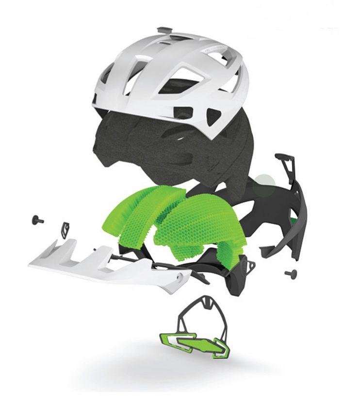 Endura MT500 Helmet e MTR Knee Guard