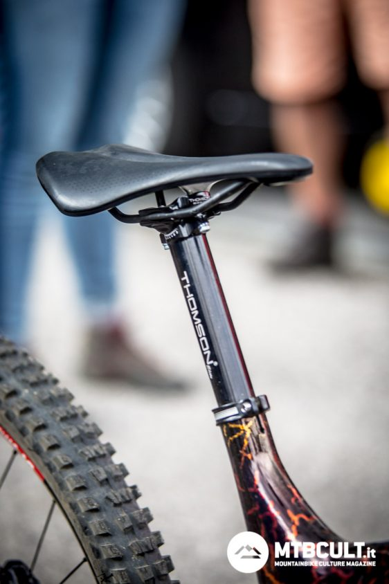 Specialized S-Works Demo 8 di Loic Bruni