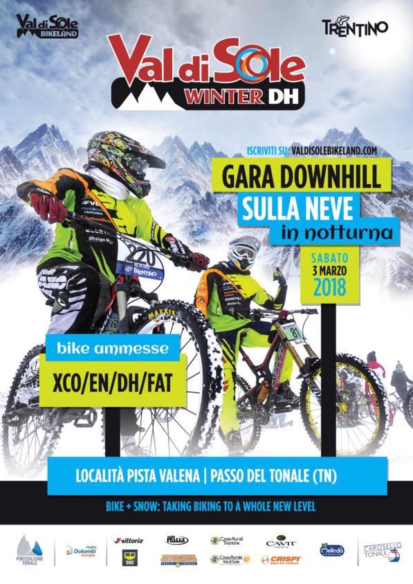 La Winter Downhill