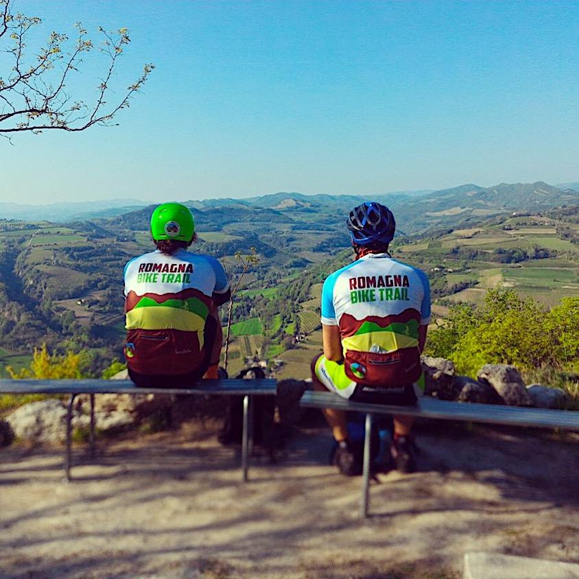 Romagna Bike rail 2018