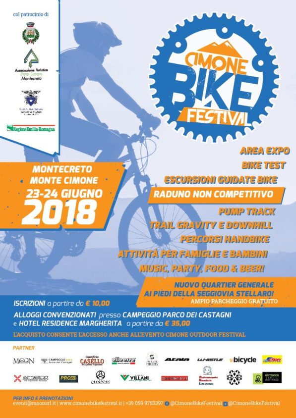 Cimone Bike & Outdoor Festival