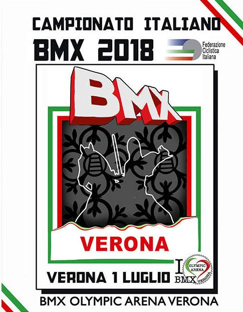 campionato italiano Bmx 2018