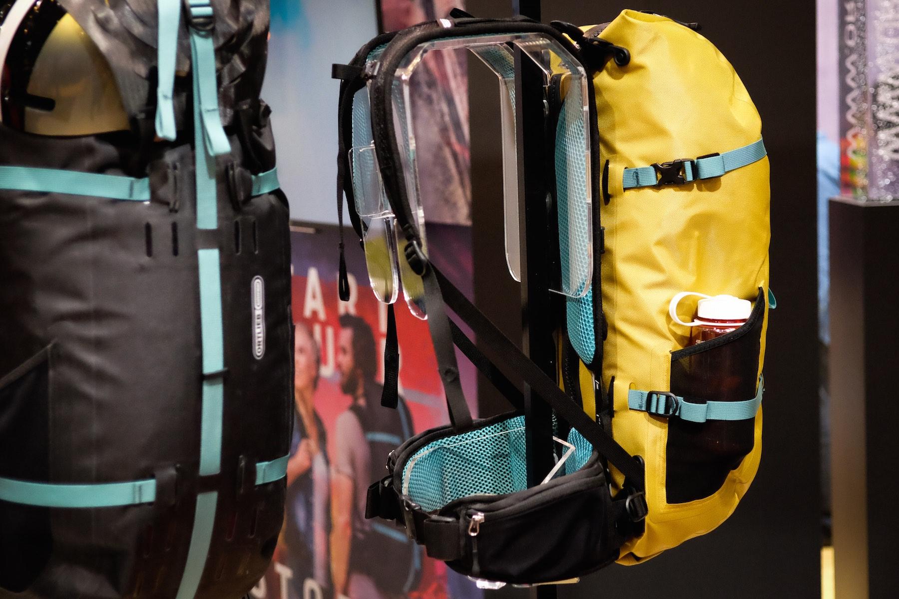 negozio online 0ad6f 2a646 Nuovo zaino Ortlieb Atrack: impermeabilità, stile e capienza ...