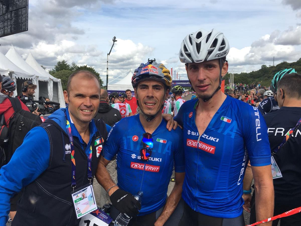 Mountain bike, Europei Glasgow 2018: Luca Braidot argento nel cross country