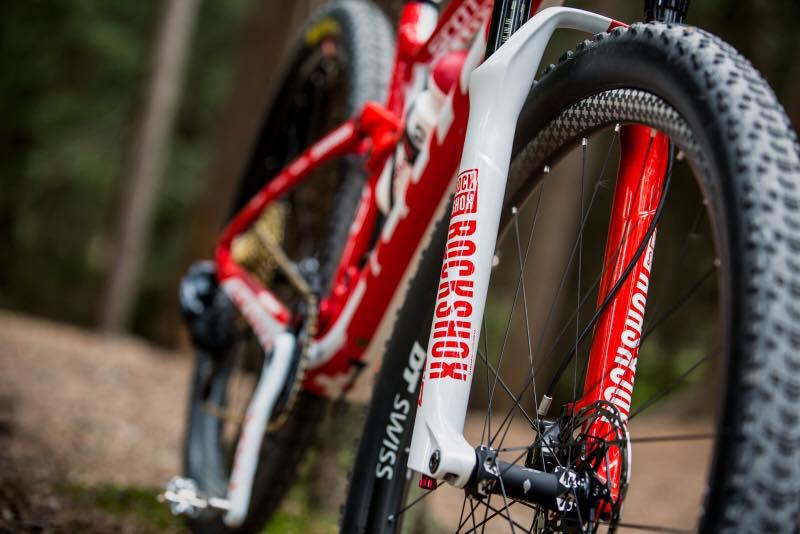 bici dei pro' per il mondiale