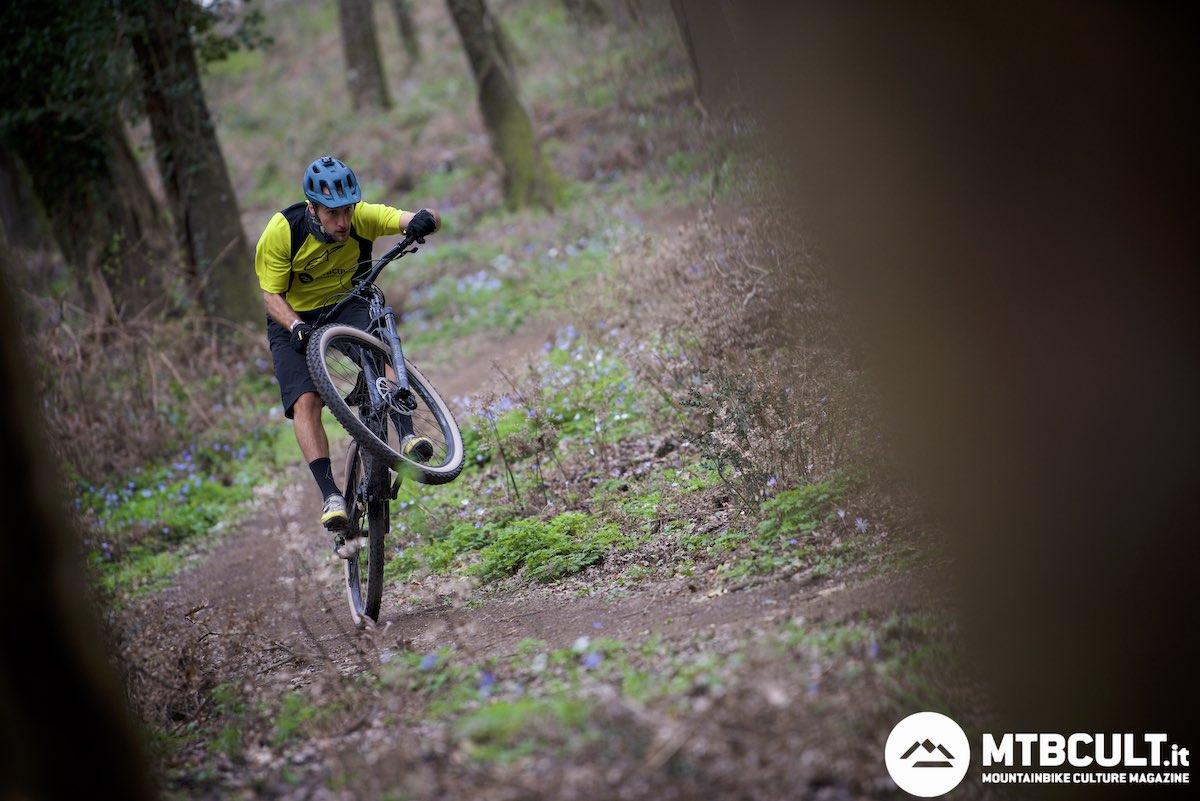 cosa sono le trail bike