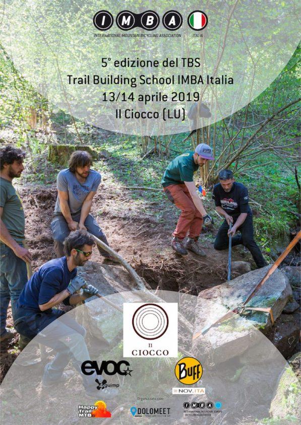 Trail Building School