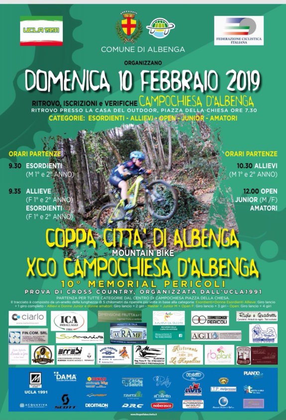 gara XCO di Campochiesa
