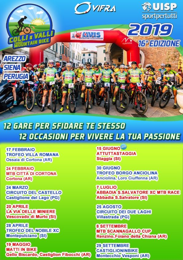 Trofeo Colli e Valli 2019