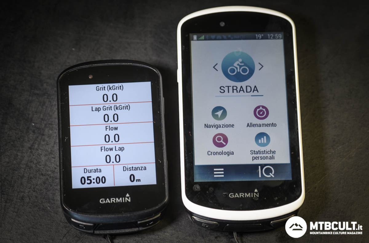 Garmin Edge 530 ed Edge 830