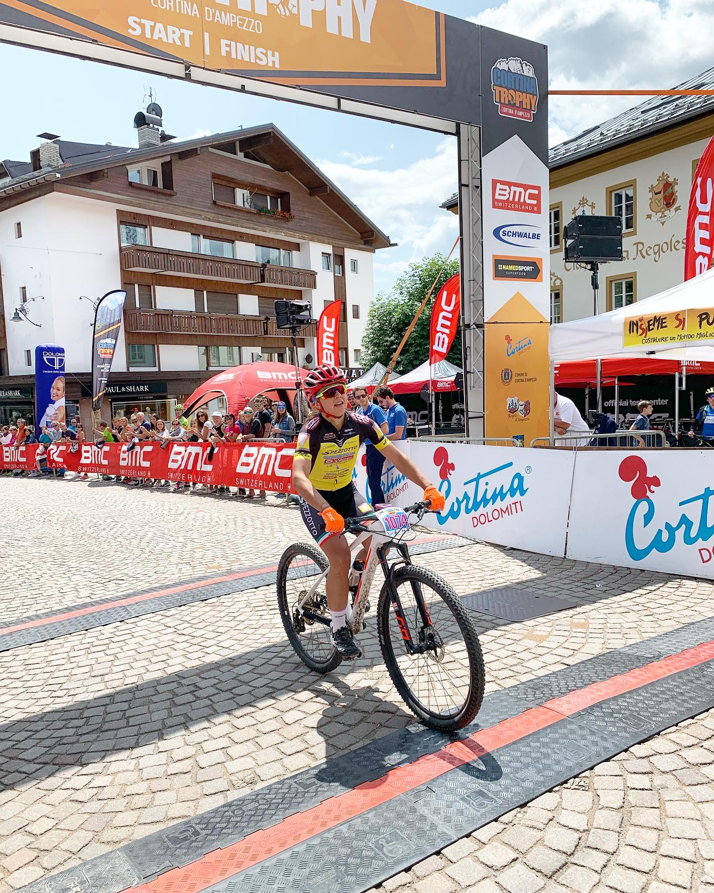 Cortina Trophy 2019 a Cargnelutti e Stopparo. Al via anche