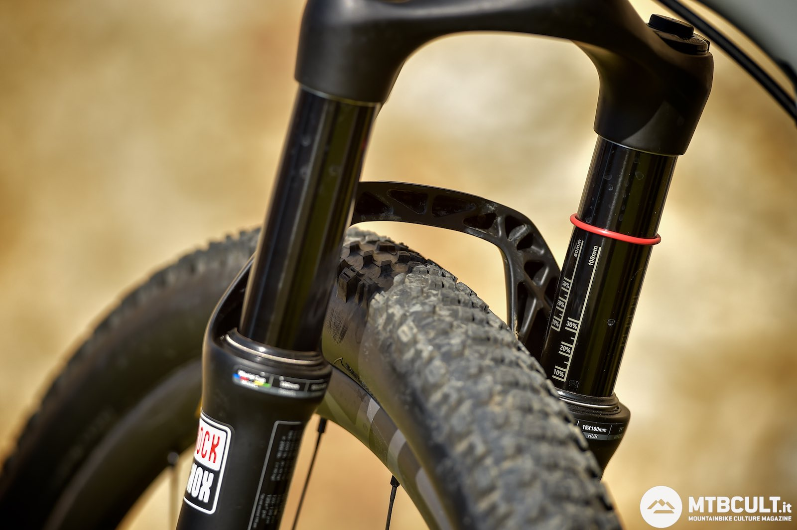 RockShox Sid vs Fox 32 Step Cast