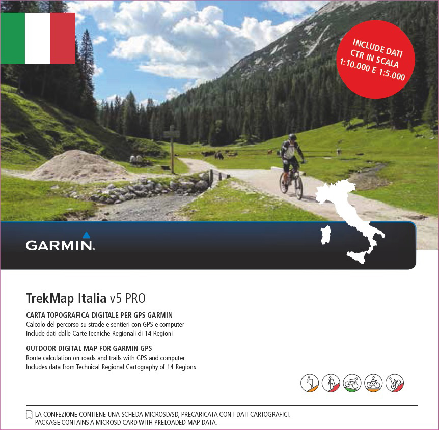 TREKMAP ITALIA GRATIS SCARICA