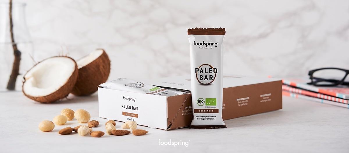 Vi presentiamo Foodspring, l'integratore 100% naturale