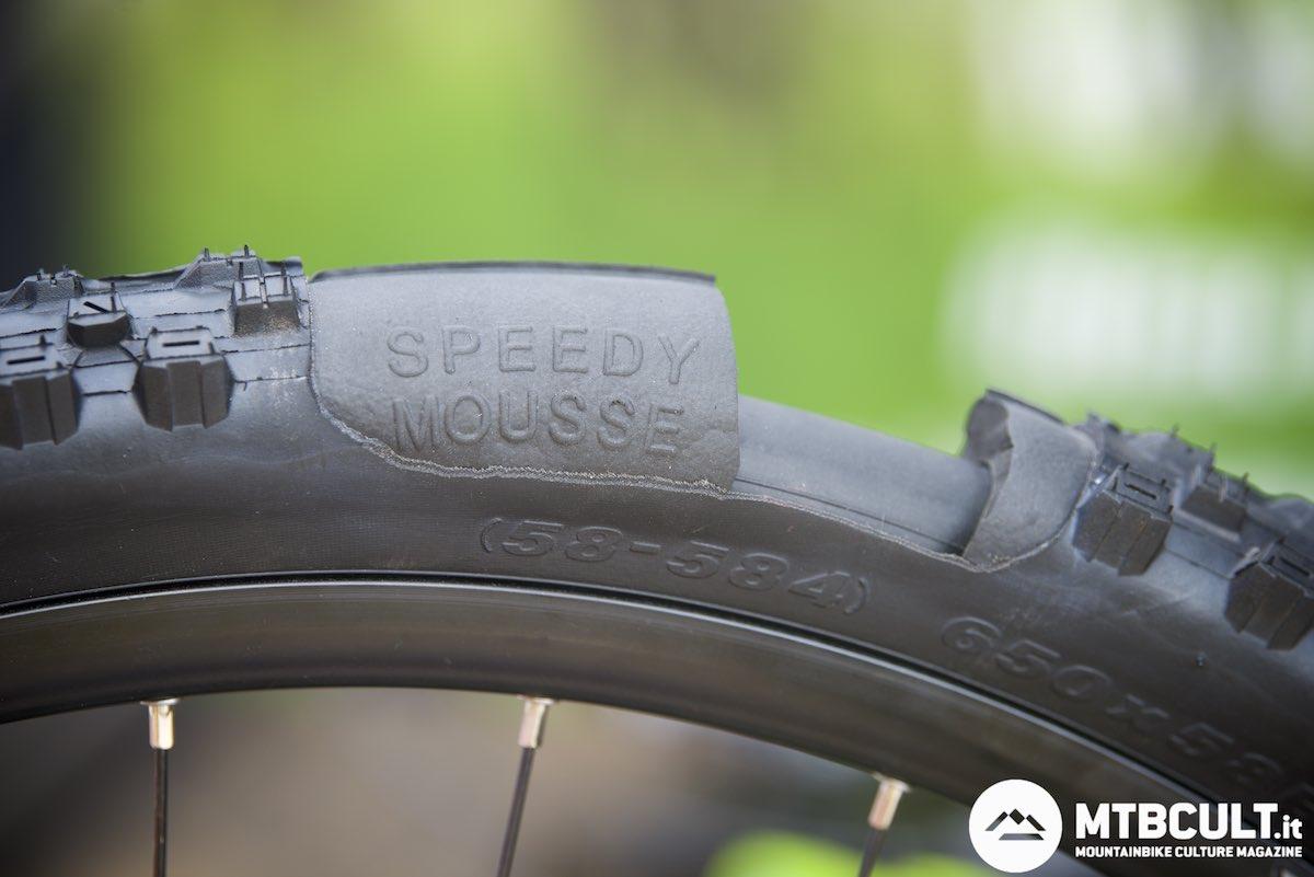 Speedy Mousse
