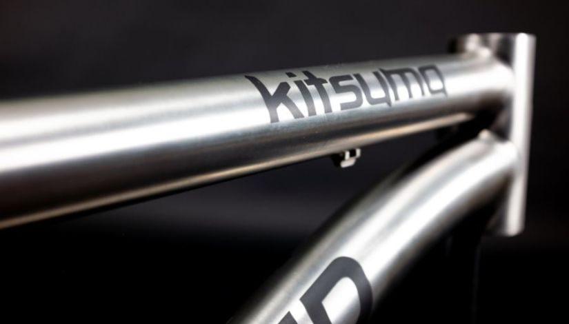 Nuova Litespeed Kitsuma: hardtail in titanio con dettagli moderni