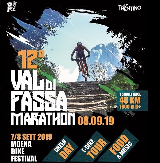 Val di Fassa Marathon 2019