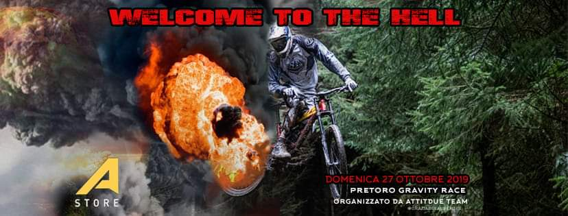 Attitude DH Race Day