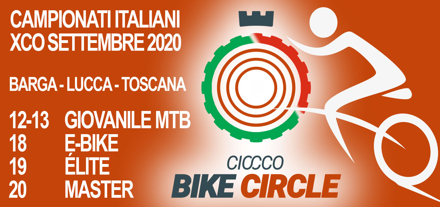 Campionati Italiani Xc 2020