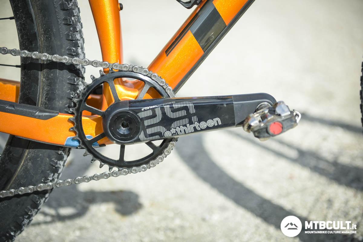 BMC Twostroke 01 vs Trek Procaliber