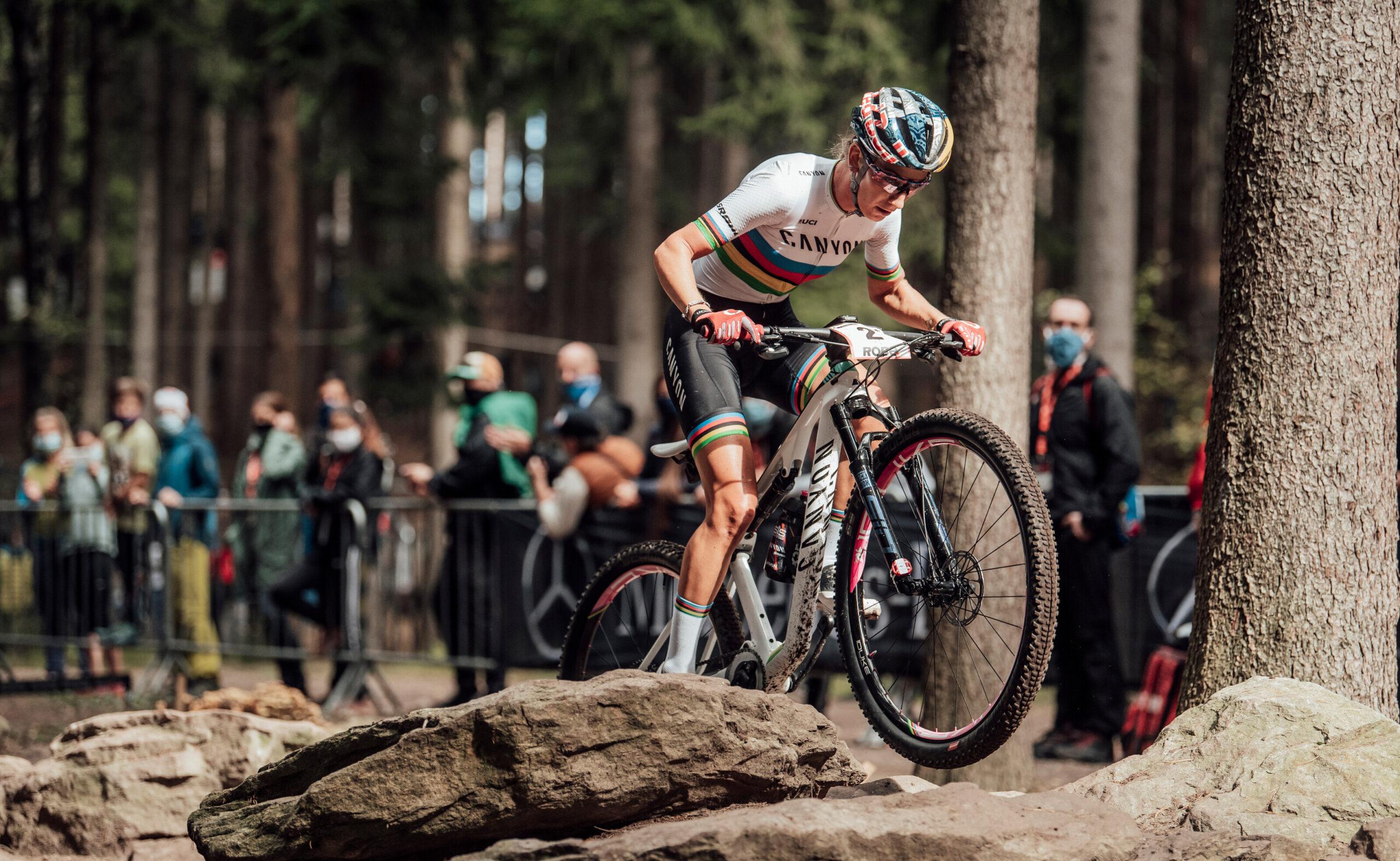 Cyclisme - Pauline Ferrand-Prévot rejoint Canyon | allpresse