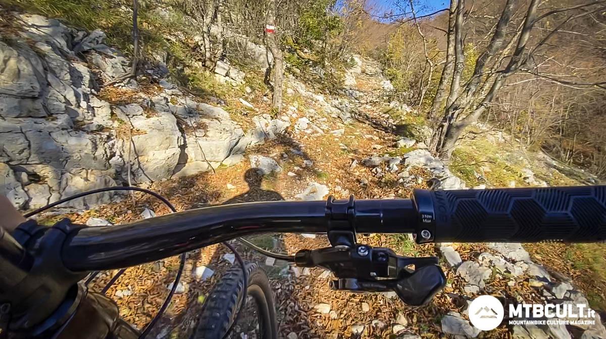 Quando dalla e-Mtb torni sulla mountain bike