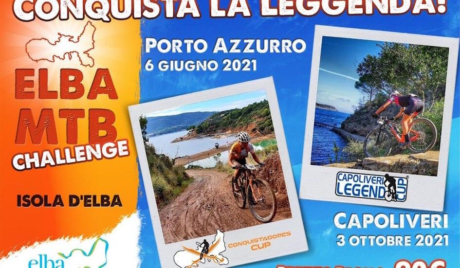 Elba MTB Challenge, la combinata che unisce Conquistadores Cup e Capoliveri Legend