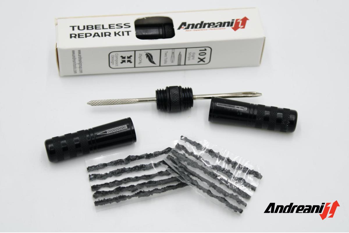Andreani kit di riparazione tubeless