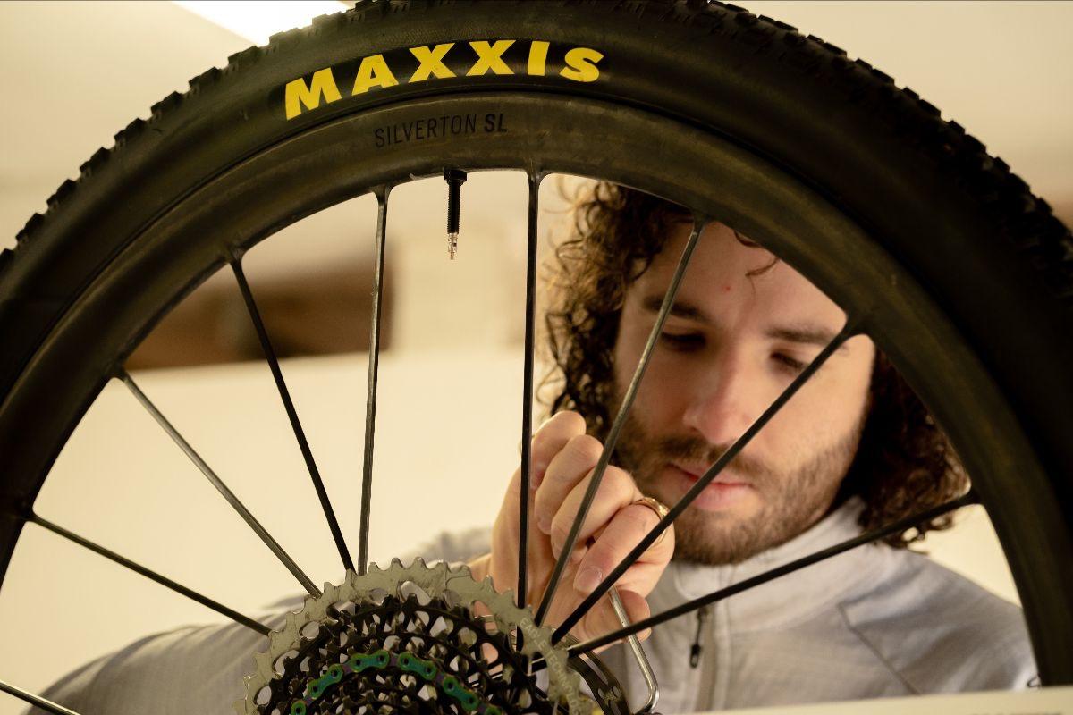 Scott-Sram correrà con ruote Syncros