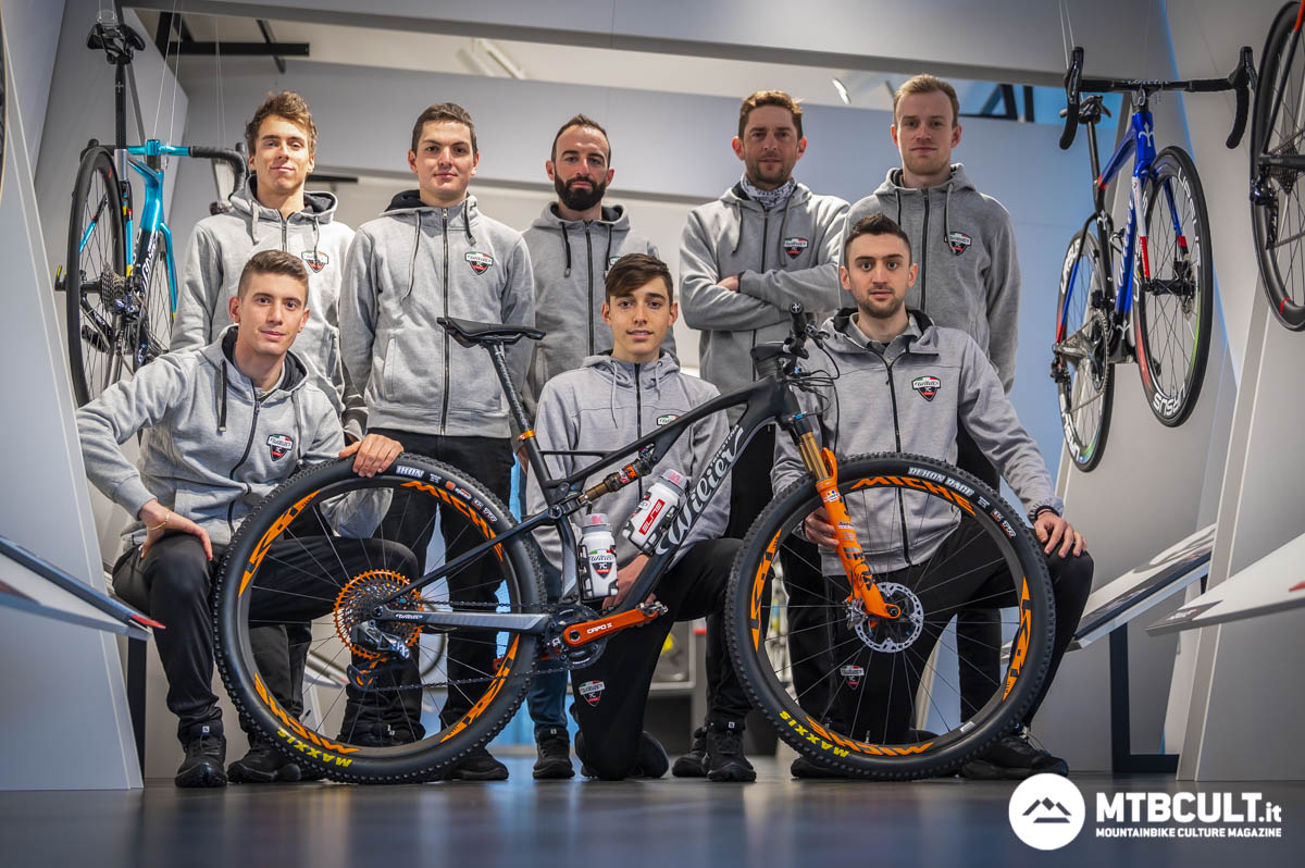 URTA SLR del Team Wilier 7C Force