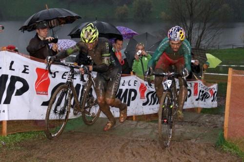 Franzoi e Fontana al Trofeo Selle Smp di Brugherio.