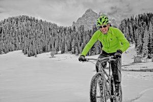 3 Epic Winter Ride: in bici sul lago ghiacciato