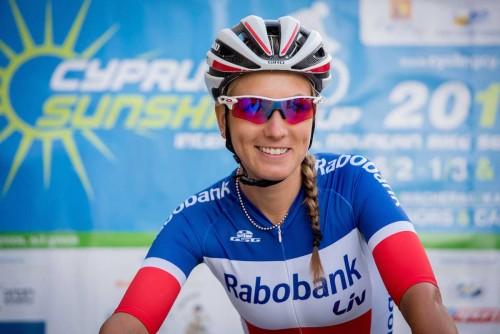 Pauline Ferrand-Prevot, 5ª.