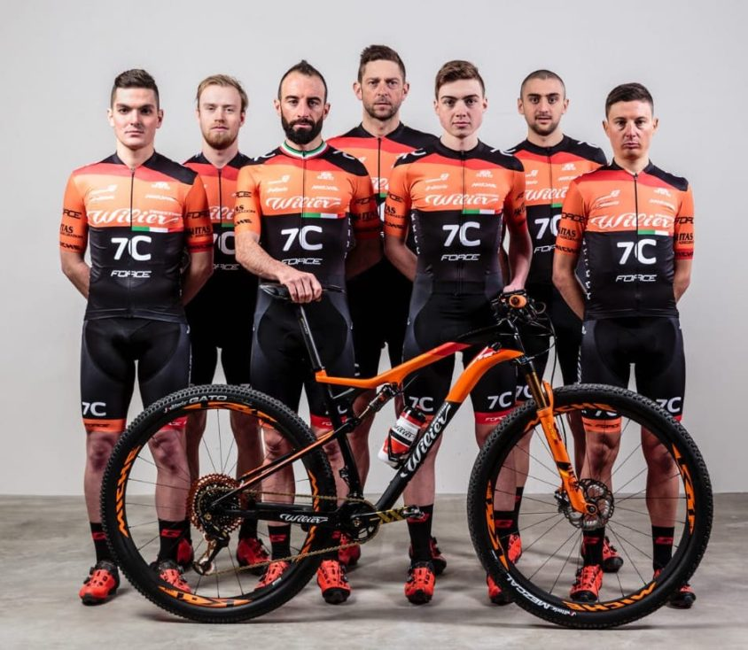 Wilier 7C Force 2019