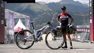La BH Lynx Race EVO Carbon di Carlos Coloma per Andorra