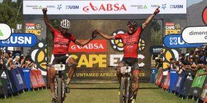 VIDEO - Cape Epic #2: la tappa n° 100 va al team Centurion Vaude