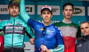 Internazionali d'Italia Series #1: squillo di Fontana e Calvetti