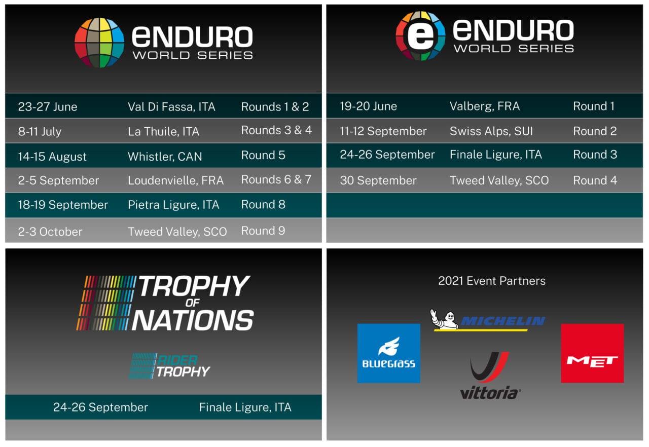 Enduro World Series 2021