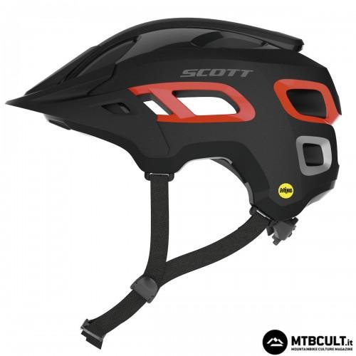 Una delle nuove colorazioni del casco Scott Stego Mips.