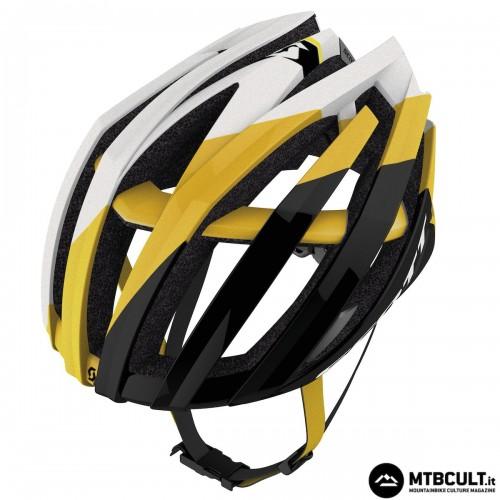 La nuova colorazione del casco Scott Vanish Rc.
